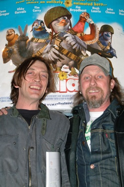 Jason and Gary